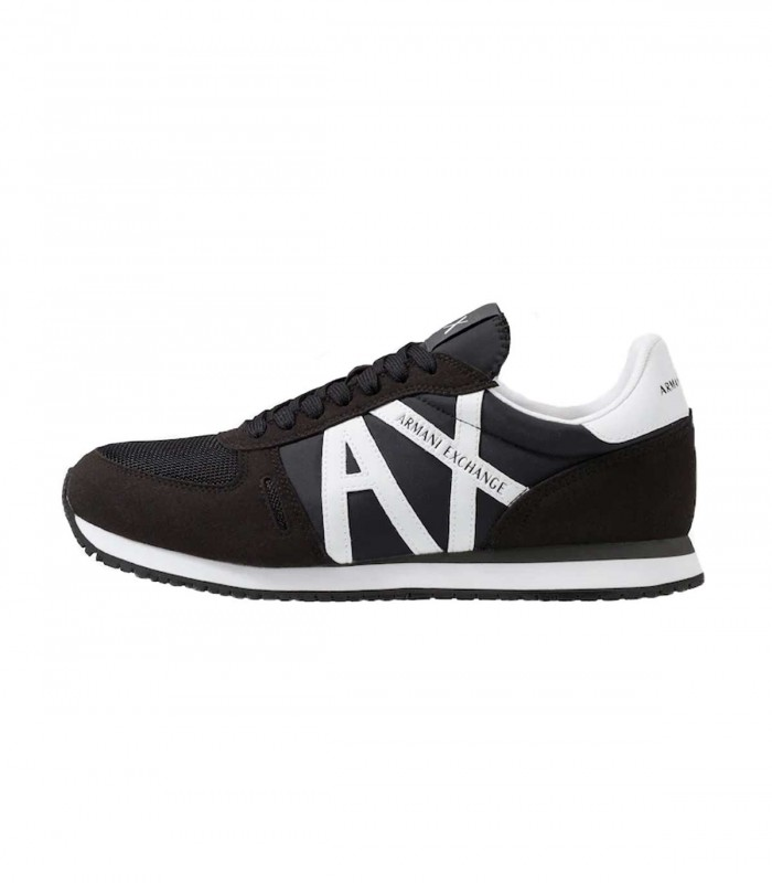 Zapatillas Armani Exchange Runner negro