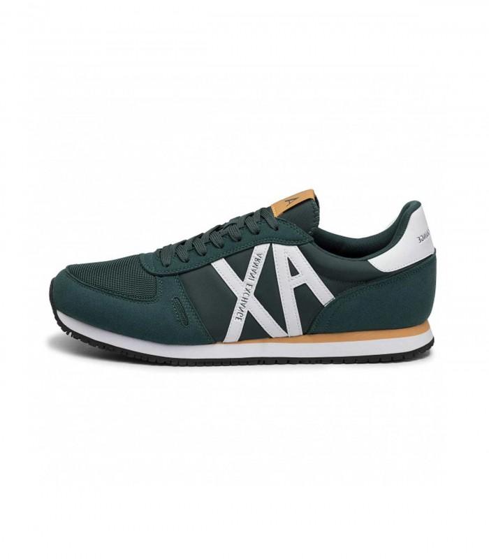 Green Armani Echange Sneakers