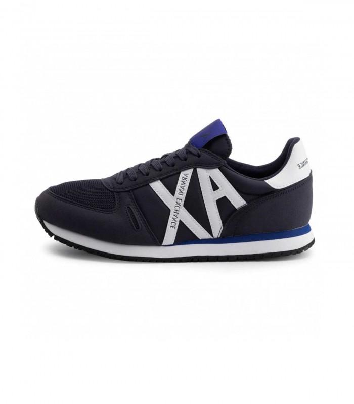 Sneakers Armani Exchange Bleu foncé