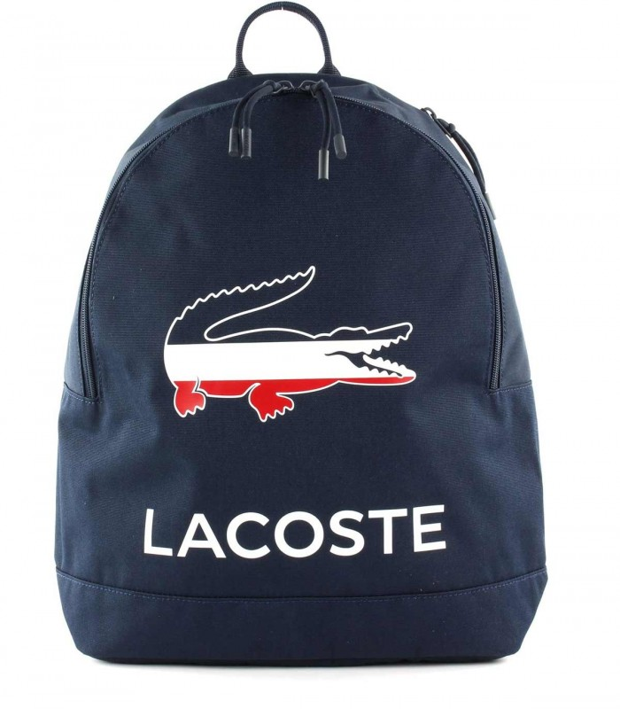 Mochila Lacoste Peacoat Backpack