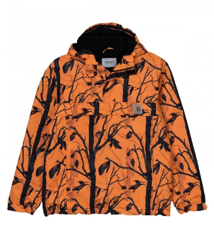 Chaqueton Carhartt Nimbus Pullover Naranja