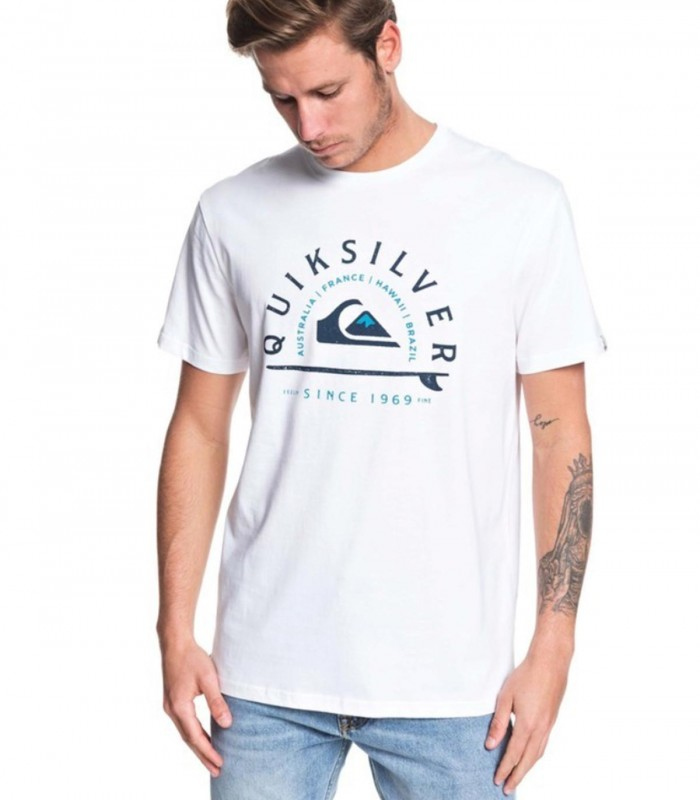 Camiseta Quiksilver Lost Sun