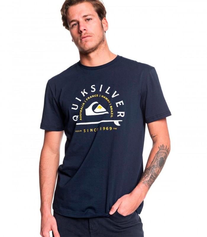 Camiseta Quiksilver Losy Sun