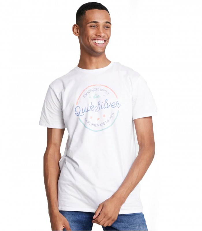 Camiseta Quiksilver Mental Notes