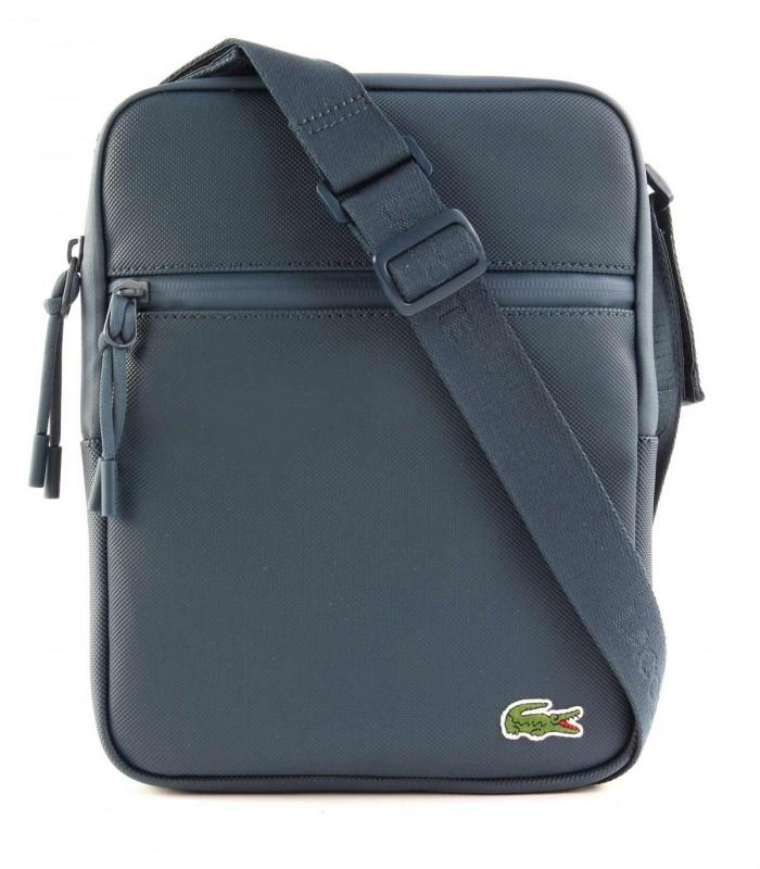 Bolso Lacoste M Flat Bag