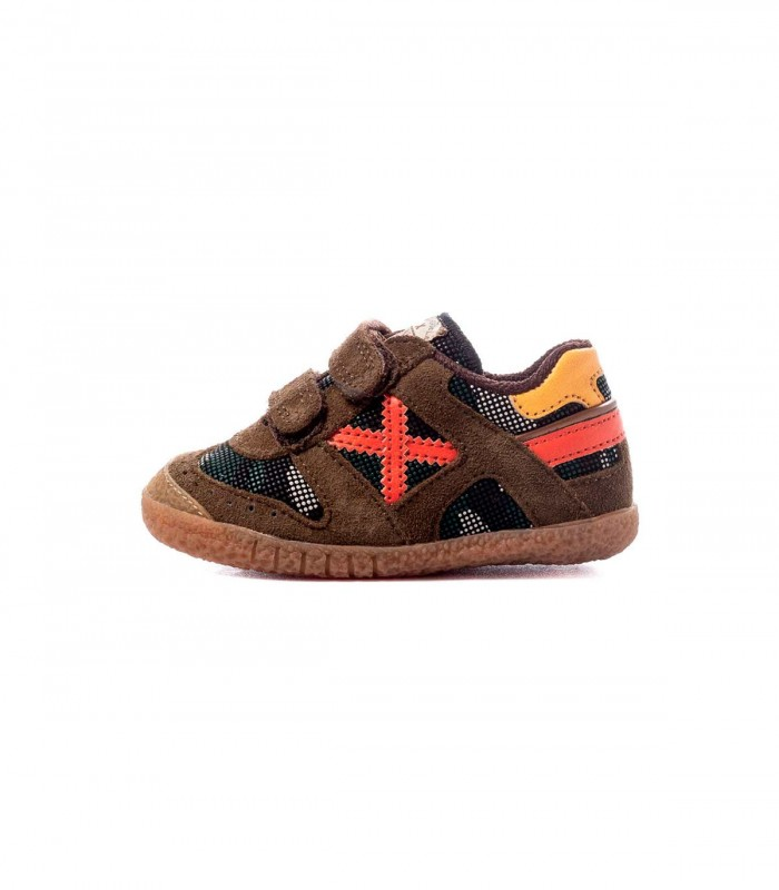 Zapatillas Munich Baby Goal 1452