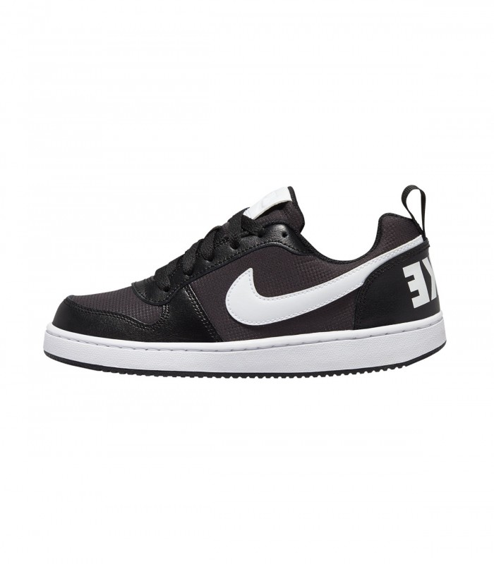 Zapatilla Nike Court Borough Low Negro
