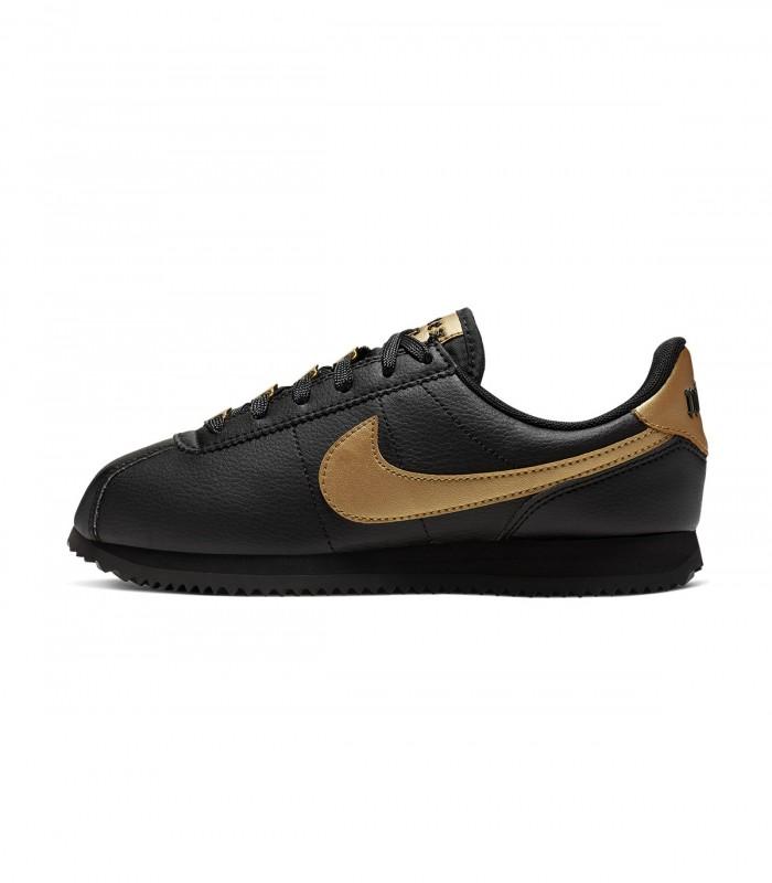 Zapatilla Nike Cortez Basic Sl VTF Negro