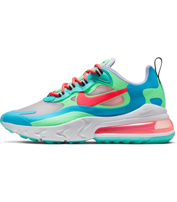 Sneaker Nike Nike Air Max 270 React 38 Verde