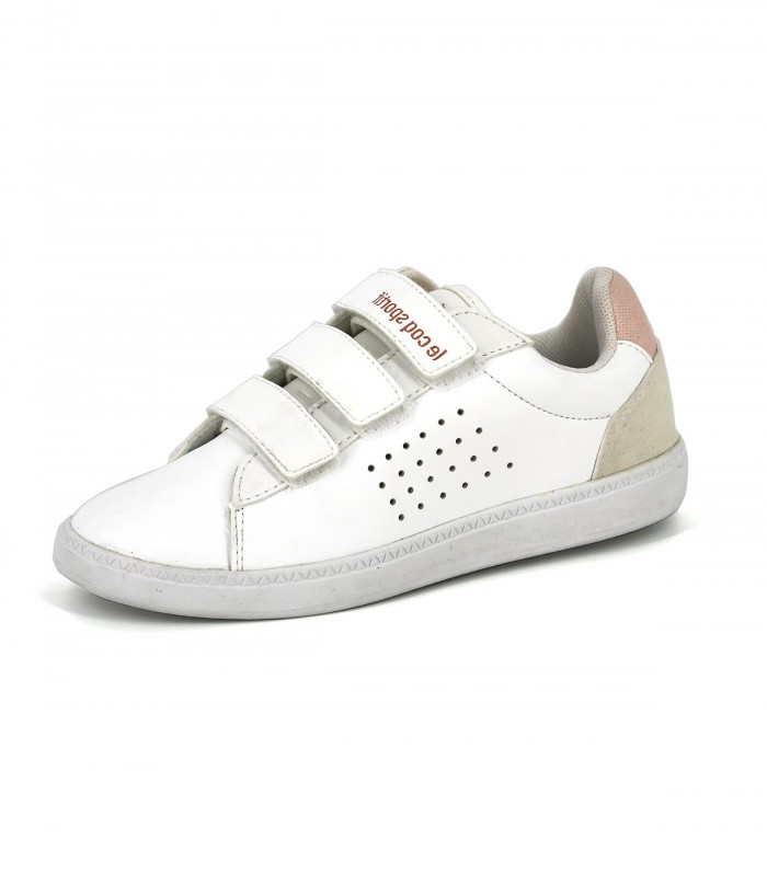 Zapatilla LCS Courtstar Ps Shiny (blanco)