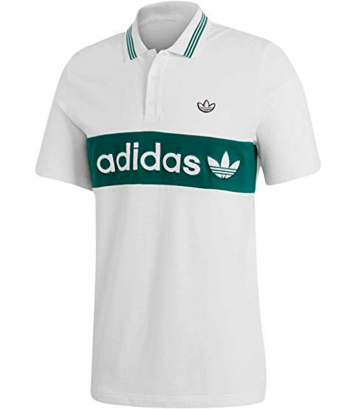 Polo Adidas Stripe Tee