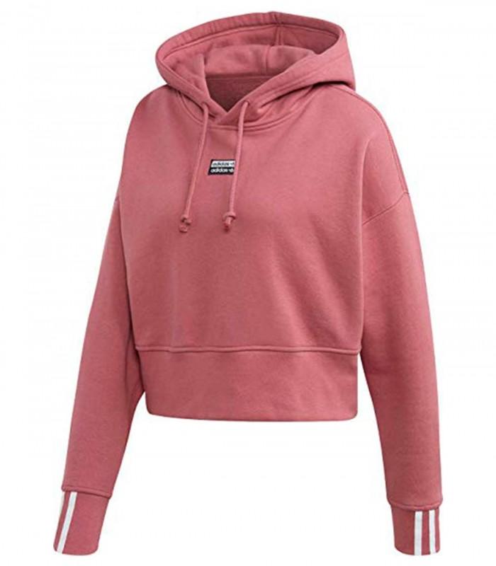 Sudadera Adidas Vocal Crop Hood