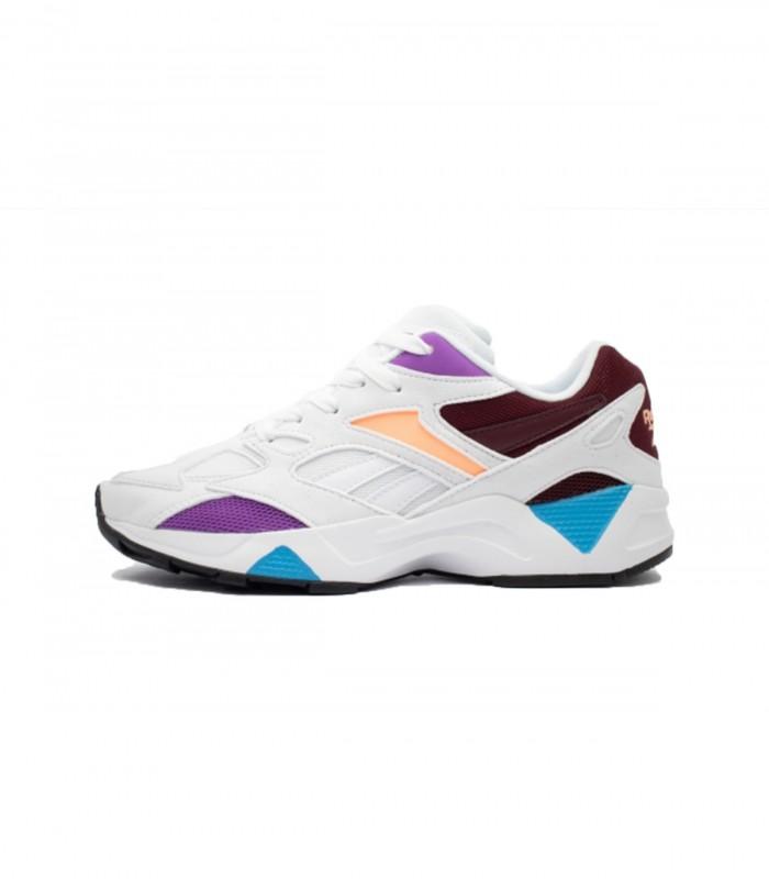 Sneaker Reebok Zapatilla Reebok Aztrek 96 37 Blanco