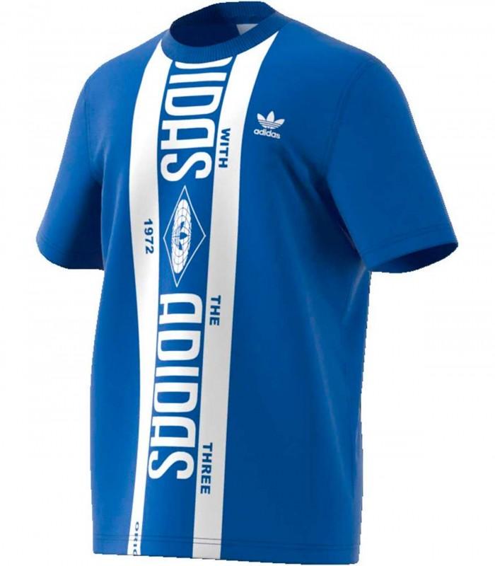 Camiseta Adidas Print Scarf Tee