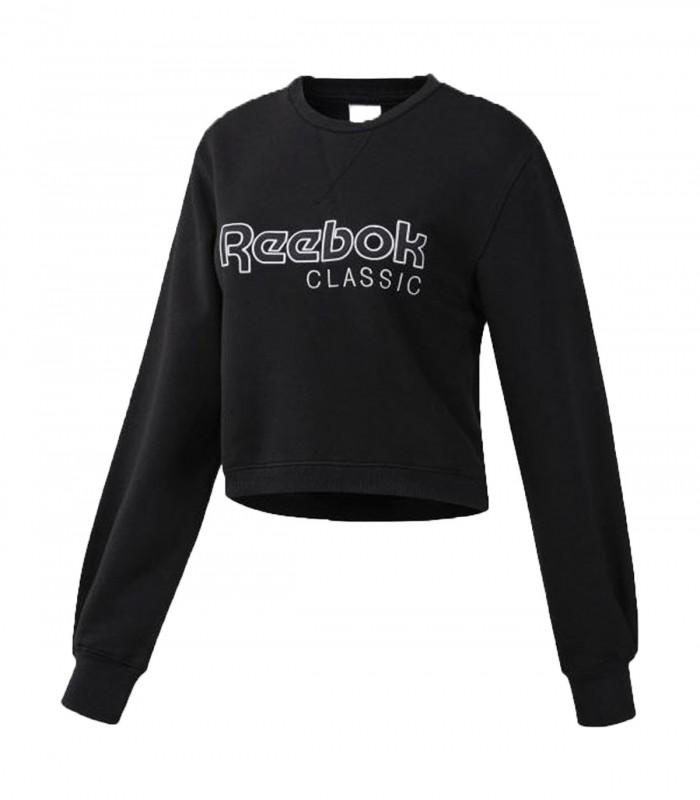 Sudadera Reebok Cl Fl Crew