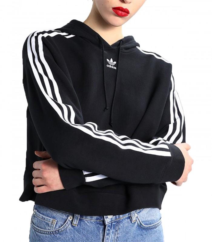 Sudadera Adidas Cropped Hoodie