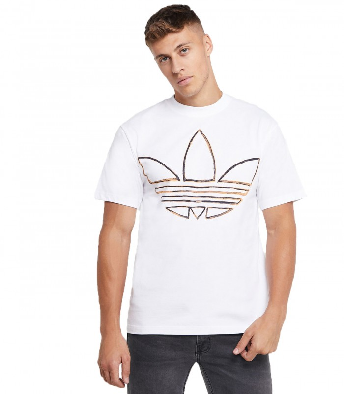 Camiseta Adidas Wa Tercolor Tee