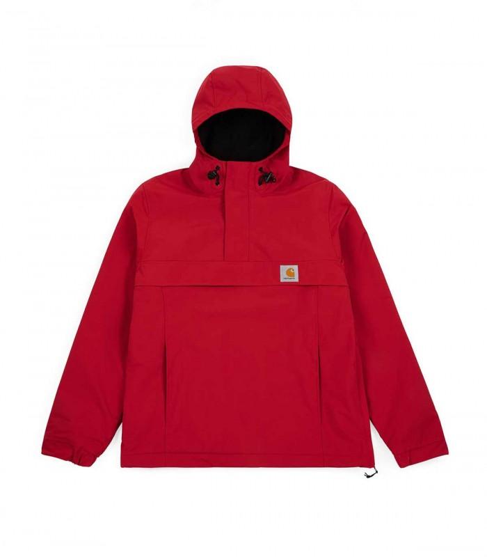 Chaqueton Carhartt Nimbus Pullover Rojo