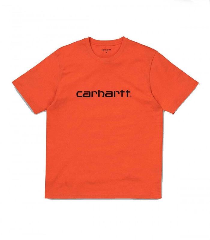 Camiseta Carhartt S/S Script