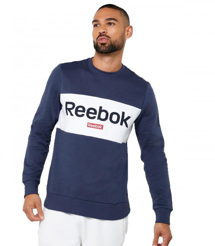 Sudadera Reebok TE Big Logo Crew