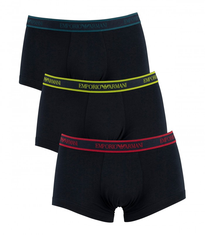 Boxer EA7 Knitted Underwear Set