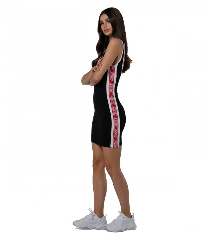 Vestido siksilk body dress