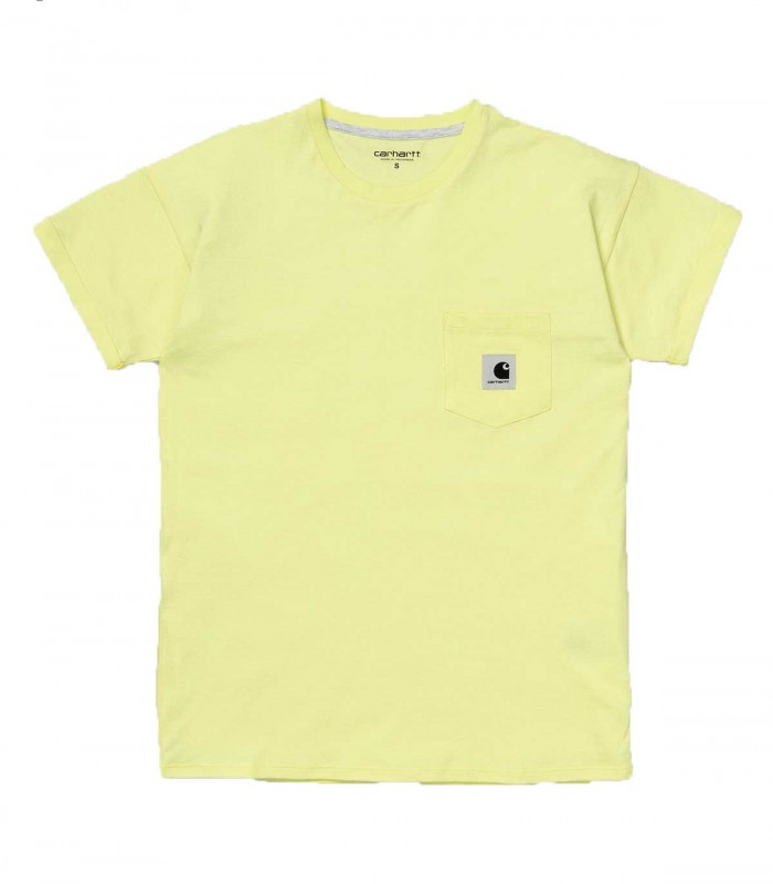 Camiseta Carhartt W S/S Carrie Pocket