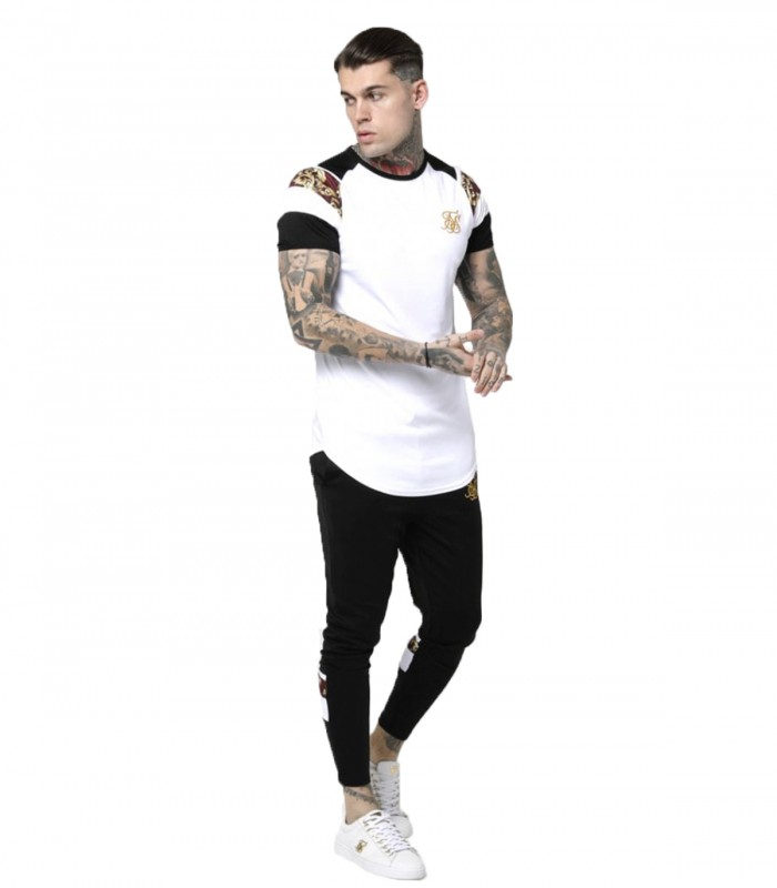Camiseta Siksilk Royal Venetian