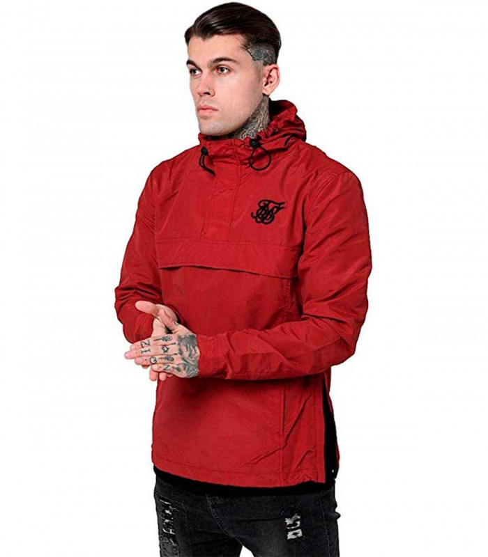 Chaqueton Siksilk Energy Windbreaker
