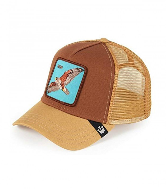 Gorra Goorin High Sky Amarillo