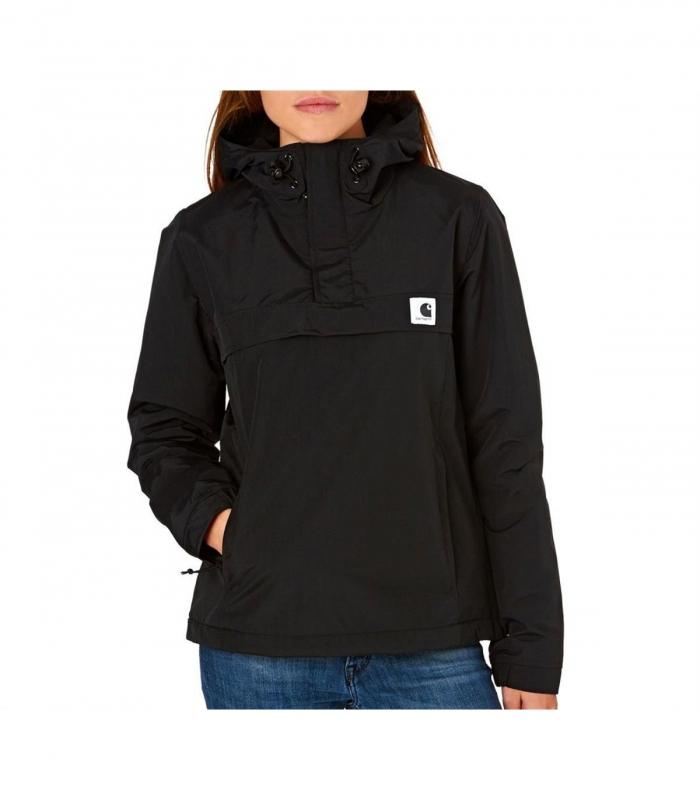 black Carhartt W Nimbus Pullover jacket