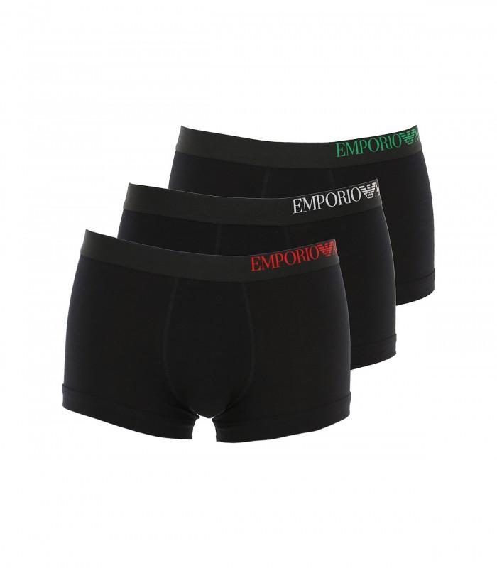 Boxer EA7 Knitted Underwear Set
