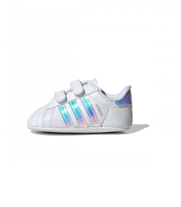 Zapatilla Adidas Superstar Crib