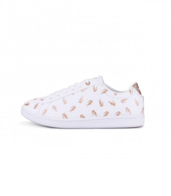 Sneaker Lacoste Zapatillas Lacoste Carnaby Evo 419 35 Blanco