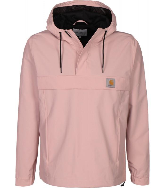 pink Carhartt Nimbus Pullover jacket