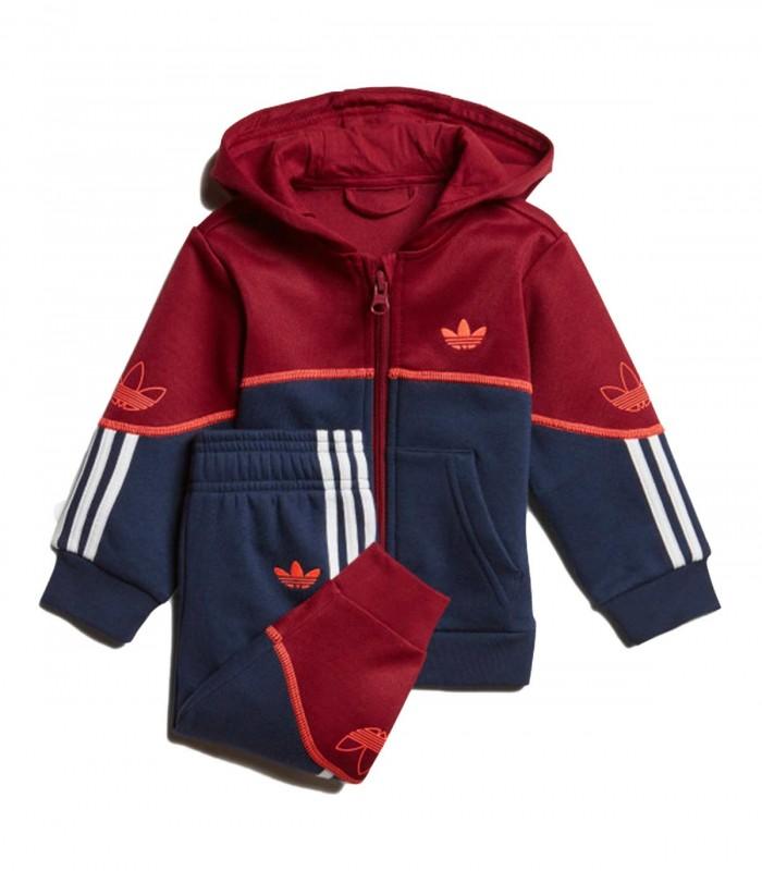 Chandal Adidas Outline Fz Hood