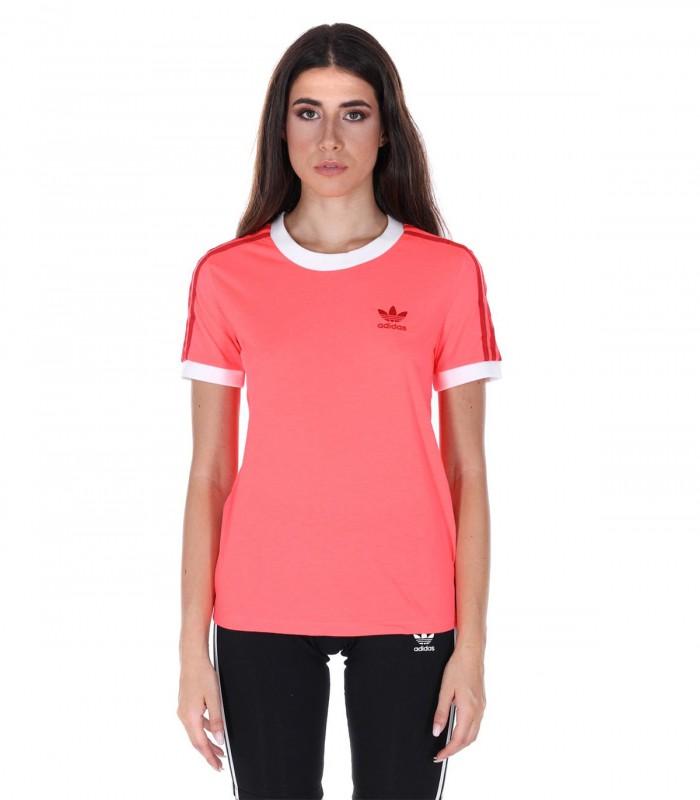 Camiseta Adidas Flared Rouflu
