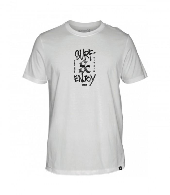 Camiseta Hurley M Surf and Enjoy