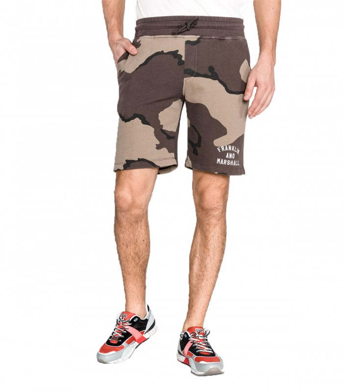 Pantalon Franklin Marshall Camouflage