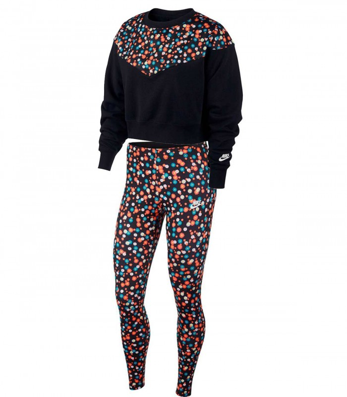 Chandal Nike W NSW Heritage Floral