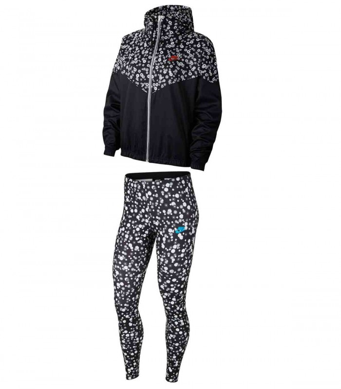 Chandal Nike Sportswear Heritage Floral