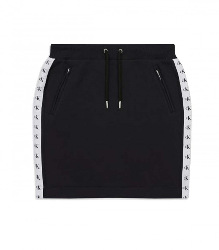 Falda CK Monogram Tape Skirt