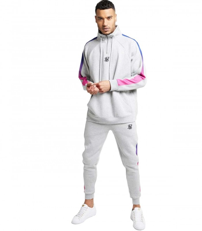 Chandal Siksilk Overhead Zip