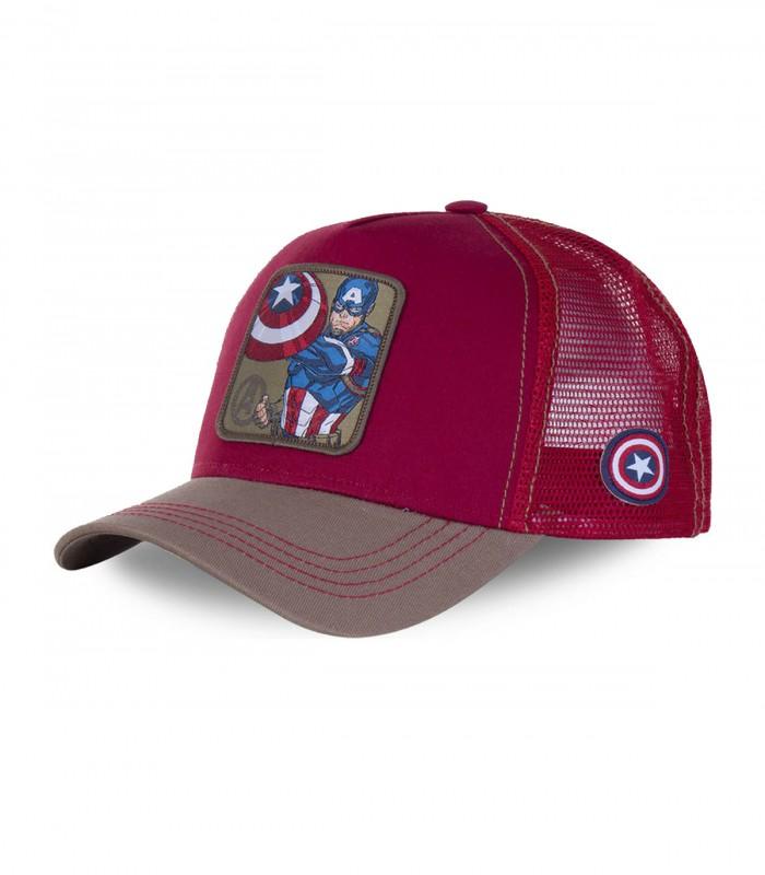 Gorra Capslab Captain America