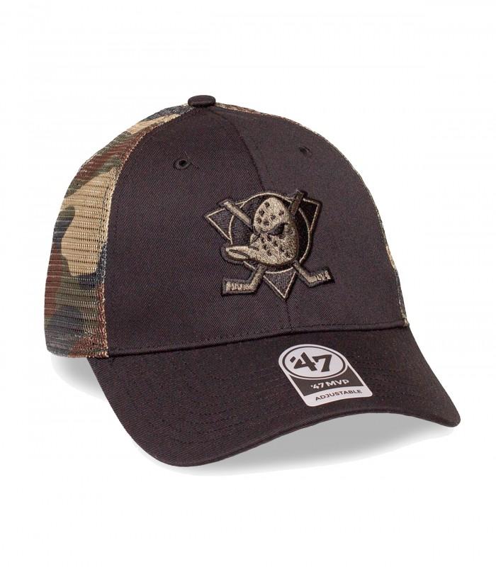 Gorra 47 Brand Anaheim Ducks Camo