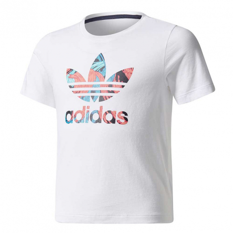 ADIDAS L FEATHER TEE