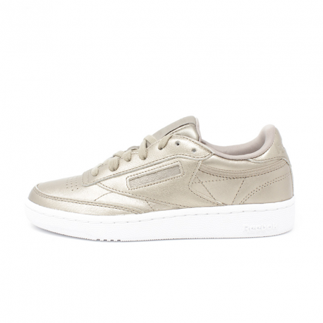 REEBOK CLUB C 85 MELTED METAL DORADO