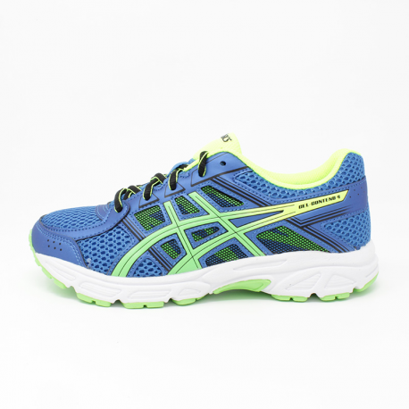 ASICS GEL CONTED 4 GS AZUL
